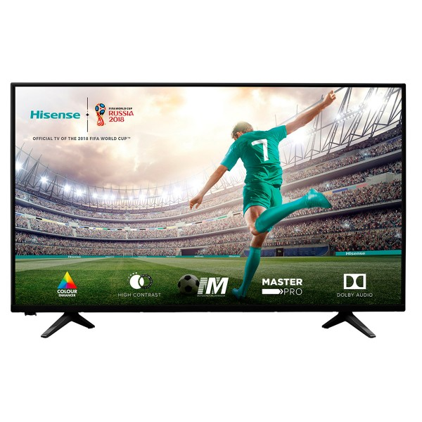 Hisense h32a5100 televisor 32'' lcd direct led hd ready hdmi usb reproductor multimedia