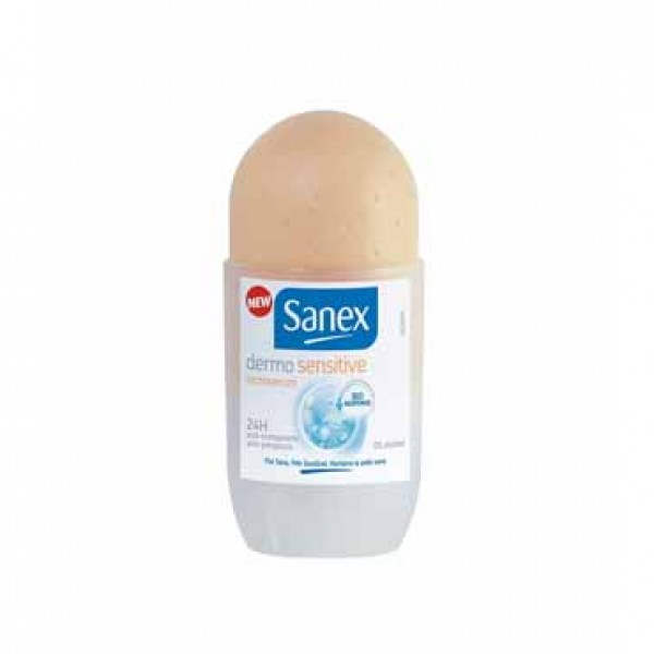 Sanex desodorante dermo sensitive lactoserum rollon