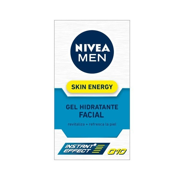 Nivea men skin energy gel hidratante 50ml