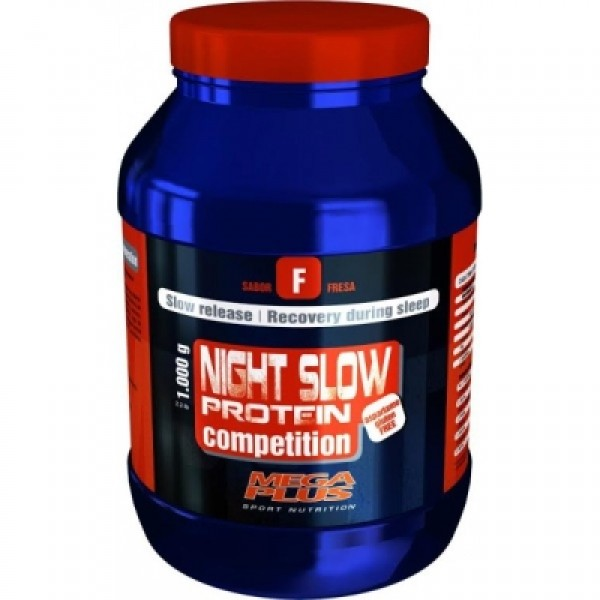 Night slow protein competition  fresa 1kg