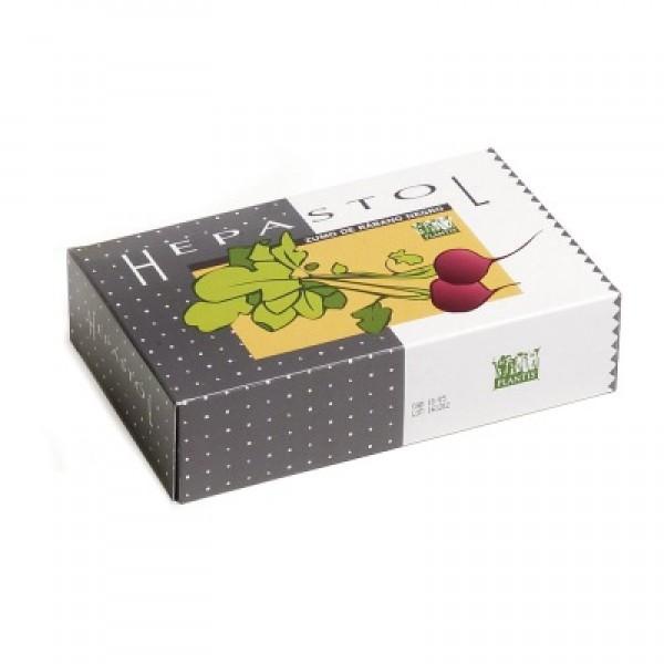 Hepastol (zumo de rábano negro ecológico, ampollas)