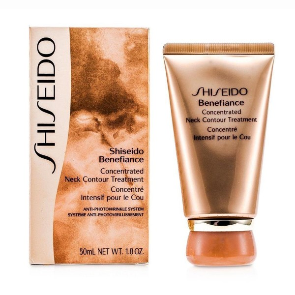 Shiseido benefiance concentrate cuello 50ml