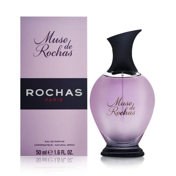 Rochas muse de rochas eau de parfum 50ml vaporizador