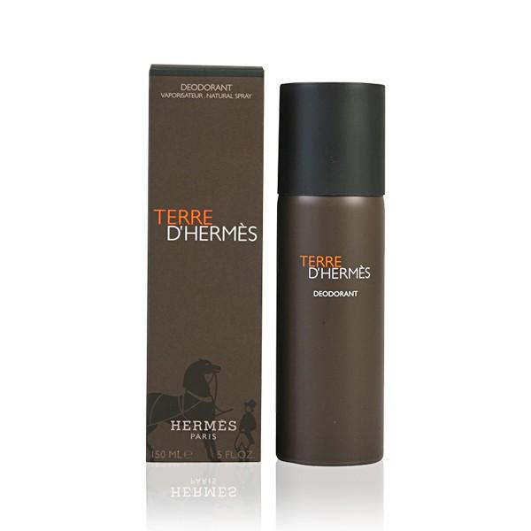 Hermes paris terre d'hermes desodorante 150ml vaporizador