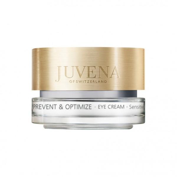 Juvena prevent&optimize crema de ojos sensitive 40ml