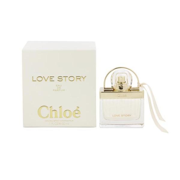 Chloe love story eau de parfum 30ml vaporizador