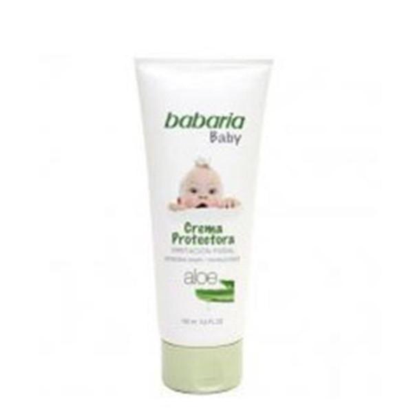Babaria baby crema protectora aloe 100ml