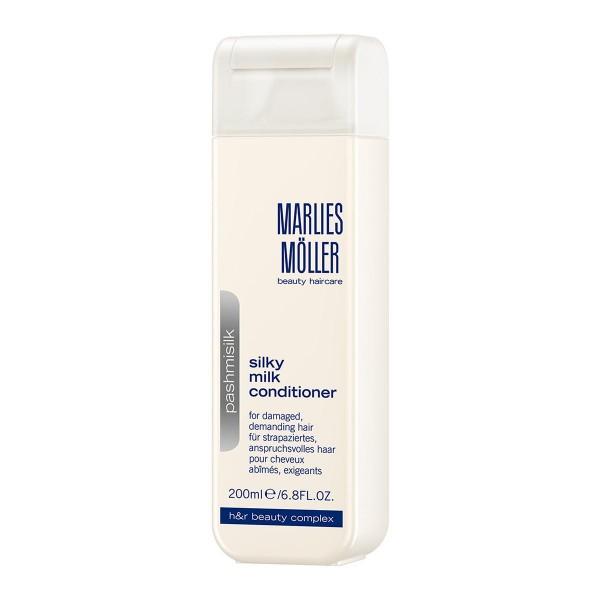 Marlies moller pashmisilk acondicionador cabello dañado silky milk 200ml