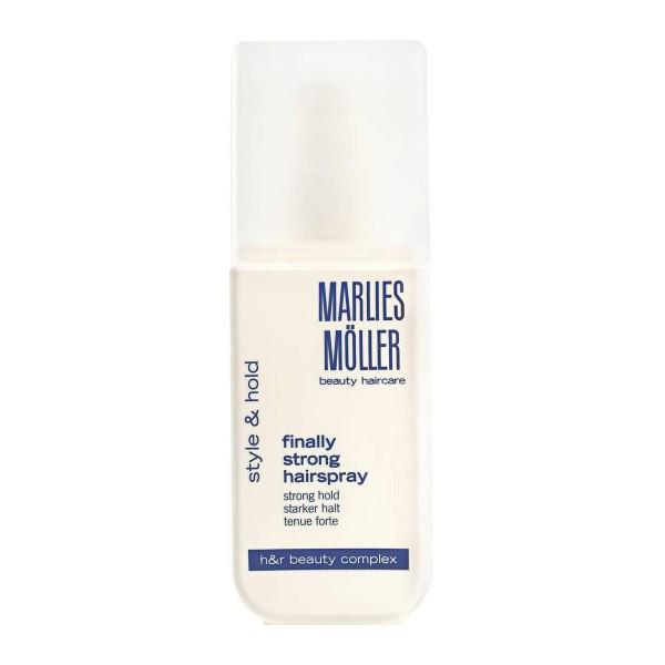 Marlies moller style&hold spray finally strong 125ml vaporizador