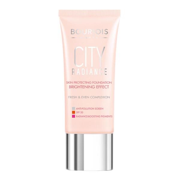Bourjois city radiance skin protecting foundation spf30 nâº36