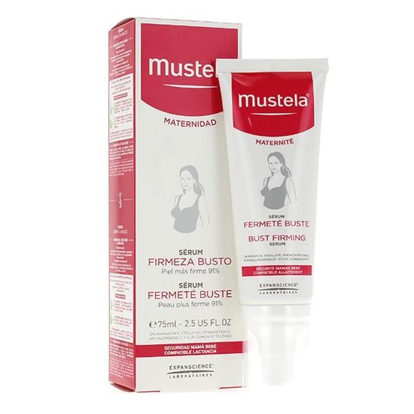 Mustela maternidad serum firmeza para busto 75ml