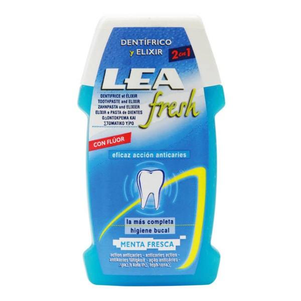 Lea fresh dentífrico elixir menta fresca 100ml