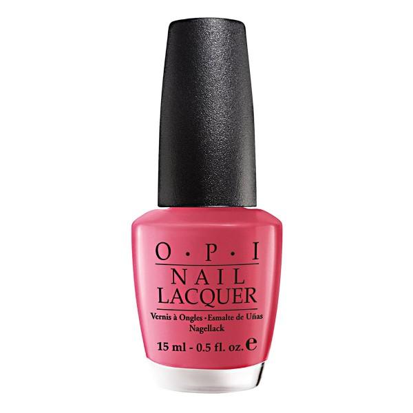 Opi nail laca de uñas 123 strawberry margarita