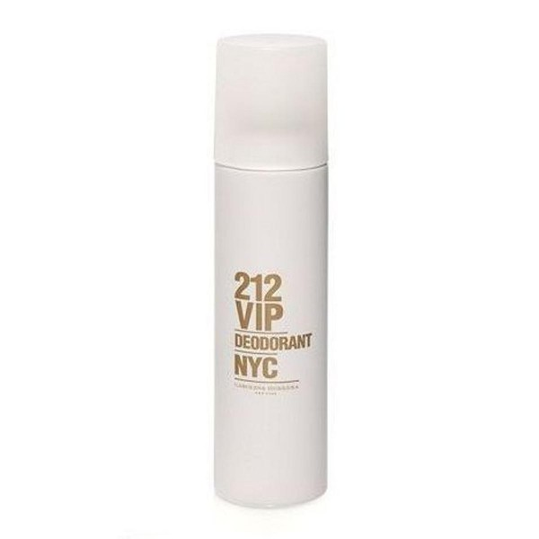 Carolina herrera 212 vip desodorante 150ml vaporizador