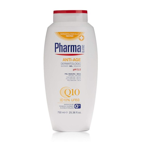 Pharmaline antiedad dermatologic shower gel 750ml