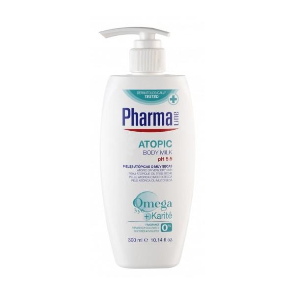 Pharmaline atopic leche corporal 300ml
