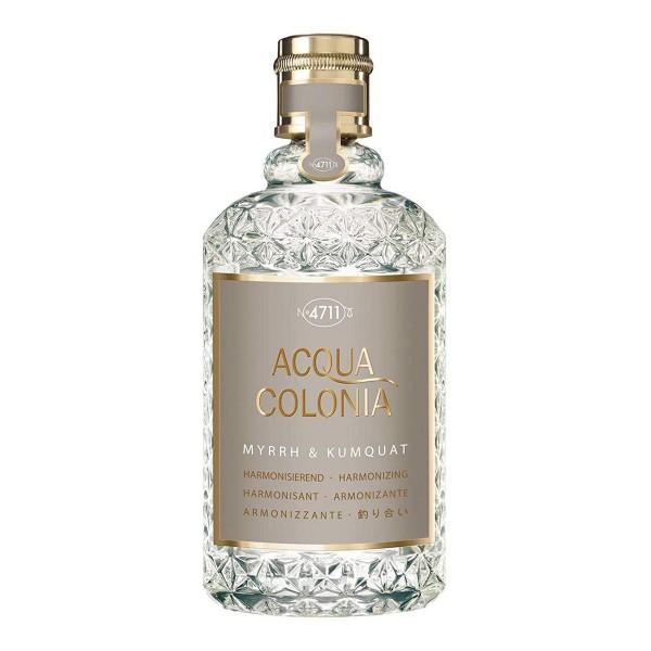4711 acqua colonia mirra&kumquat eau de cologne 170ml vaporizador