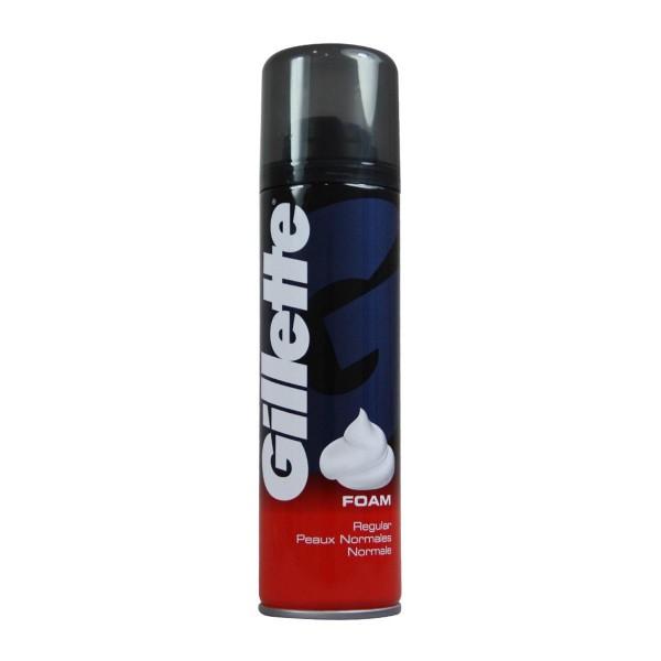 Gillette afeitado espuma de afeitar 200ml