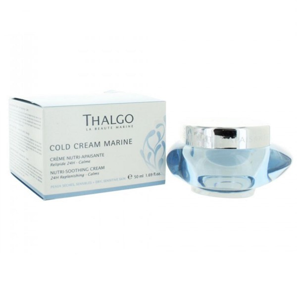 Thalgo cold cream marine crema nutri-soothing 50ml