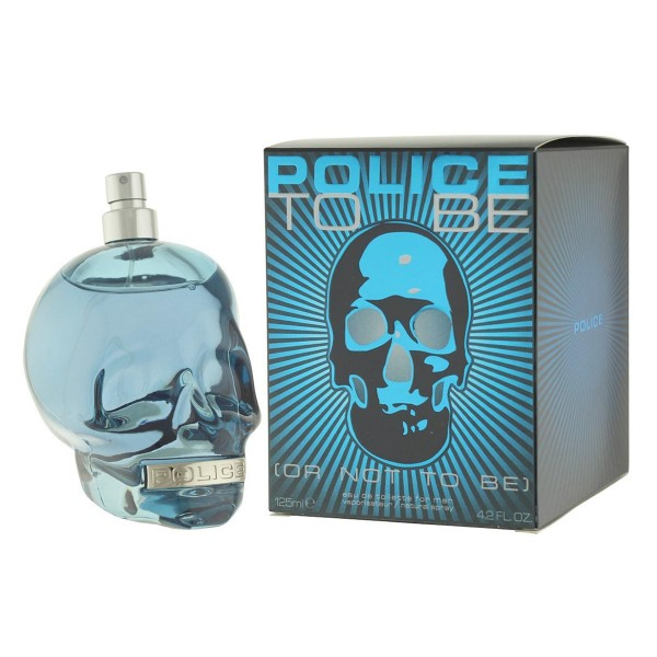 Police to be or not to be for man eau de toilette 125ml vaporizador