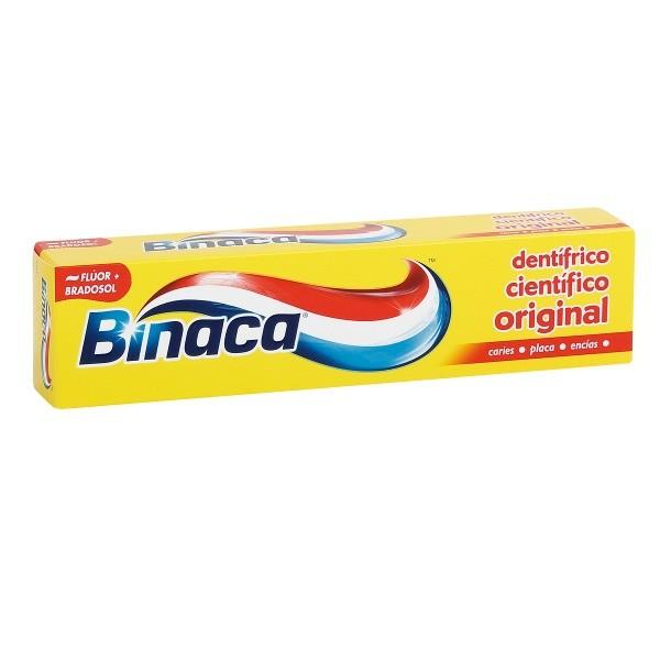 Binaca dentífrico Científico Original 75 ml