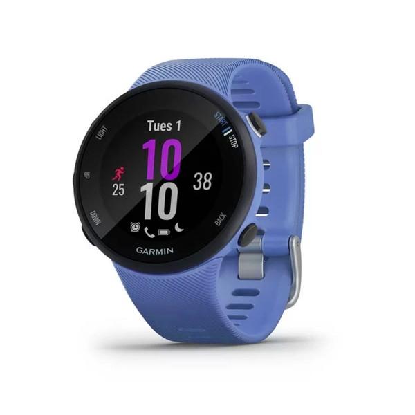 Garmin forerunner 45s 39mm iris reloj inteligente de running con gps y monitor de frecuencia cardíaca