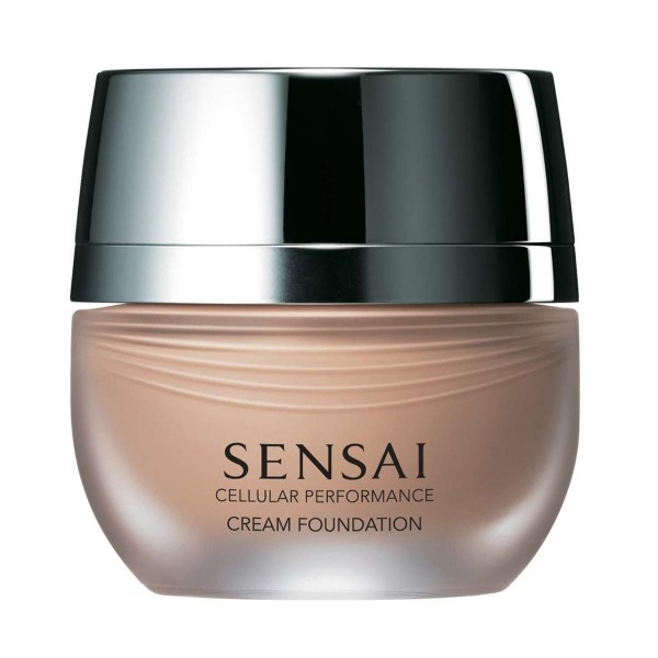 Kanebo sensai cellular performance anti ageing cream foundation spf15 cf22 natural beige