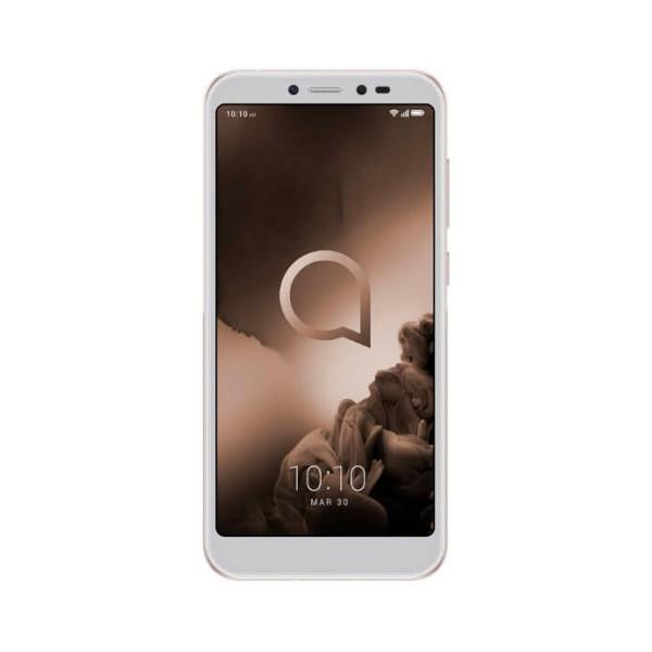 Alcatel 1s dorado metálico móvil 4g dual sim 5.5'' hd+/8core/32gb/3gb ram/13+2mp/5mp