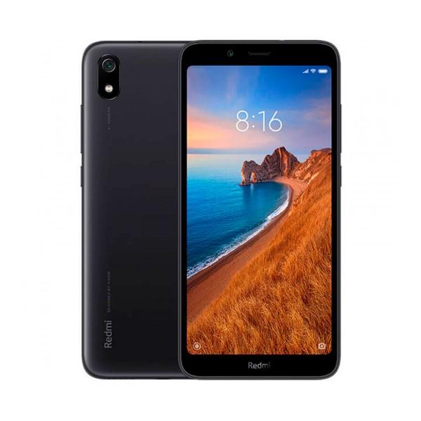 Xiaomi redmi 7a negro móvil 4g dual sim 5.45'' hd+/8core/16gb/2gb ram/12mp/5mp