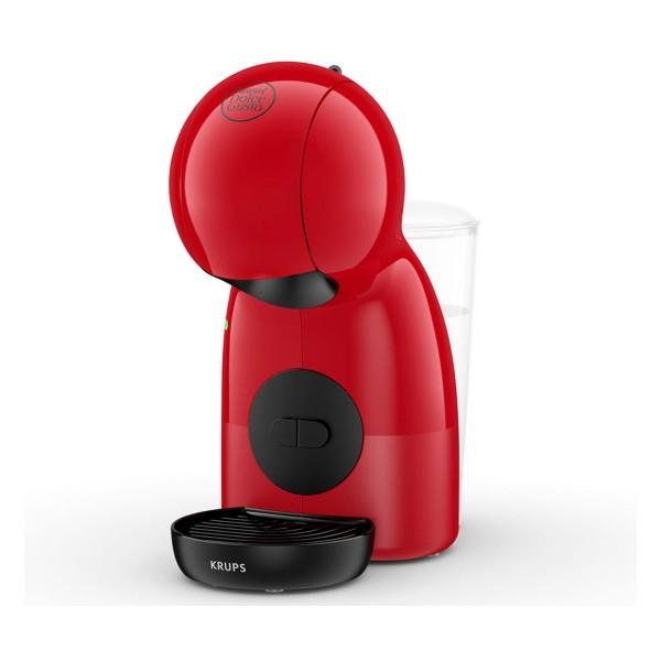 Krups kp1a05sc piccolo xs roja cafetera nescafé dolce gusto de cápsulas