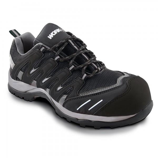 Zapato seg. workfit trail negro n.45