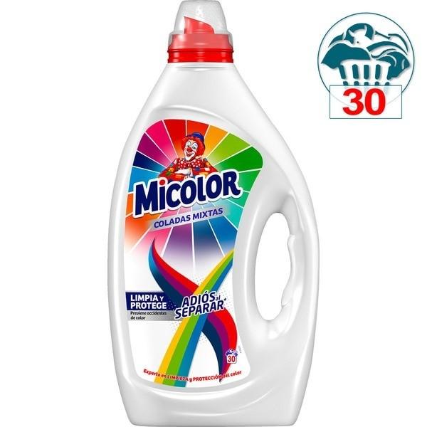 Micolor detergente Adiós al Separar 30 dosis