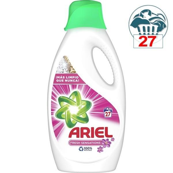 Ariel detergente Fresh Sensations 27 dosis